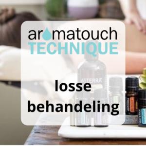 Aromatouch losse behandeling